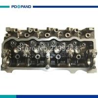 Часть двигателя 2L 2LT голый комплект головки блока цилиндров для toyota Chaser Cressida Cresta Town Ace Kijang TUV 909 050 11101 54050 11101 54062