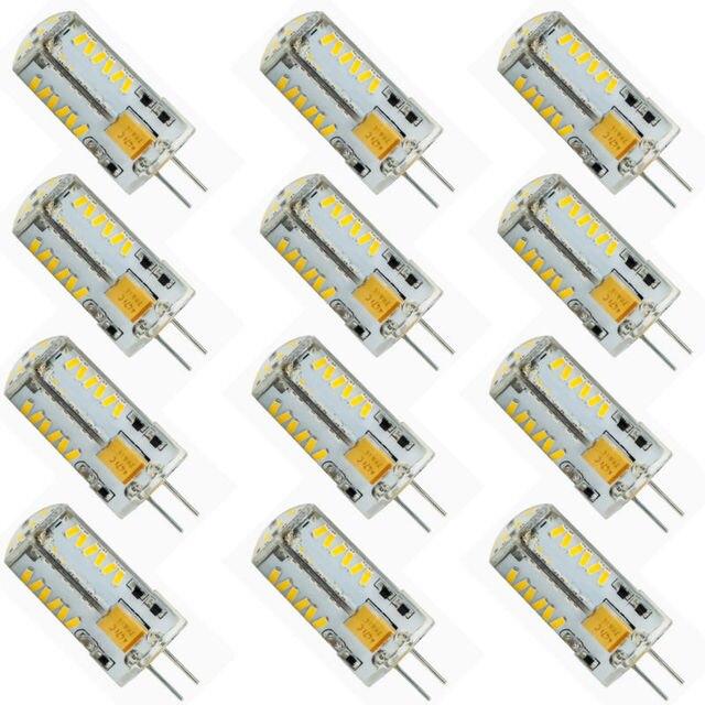 12 Paket G4 LED glühbirne 57 SMD3014 Energiesparlampe 7 Watt AC/DC ...