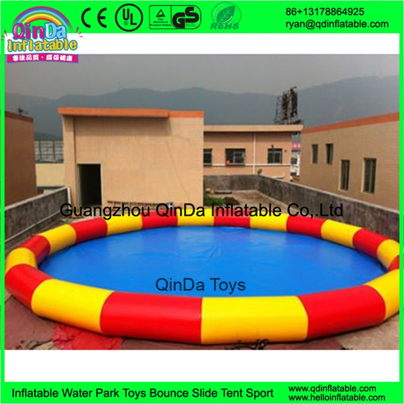 above ground swimming pool inflatable water pool50
