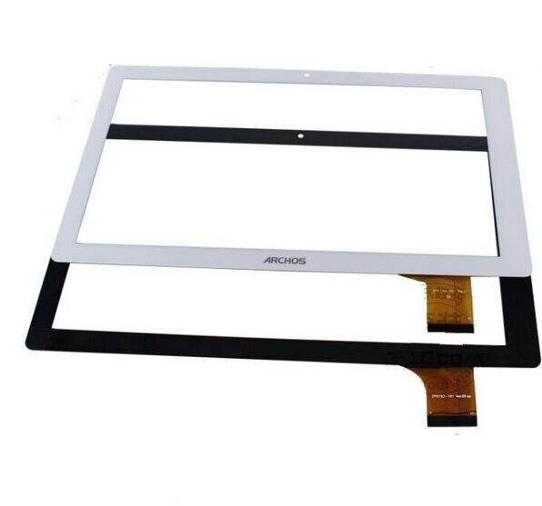 Nouveau 10.1 archos 101 magnus blanc tablette tactile écran tactile panneau numériseur capteur en verre de remplacement livraison gratuite