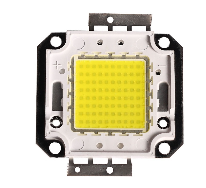 70W diode led component integrated High power LED emitter for flood light and high bay light free shipping