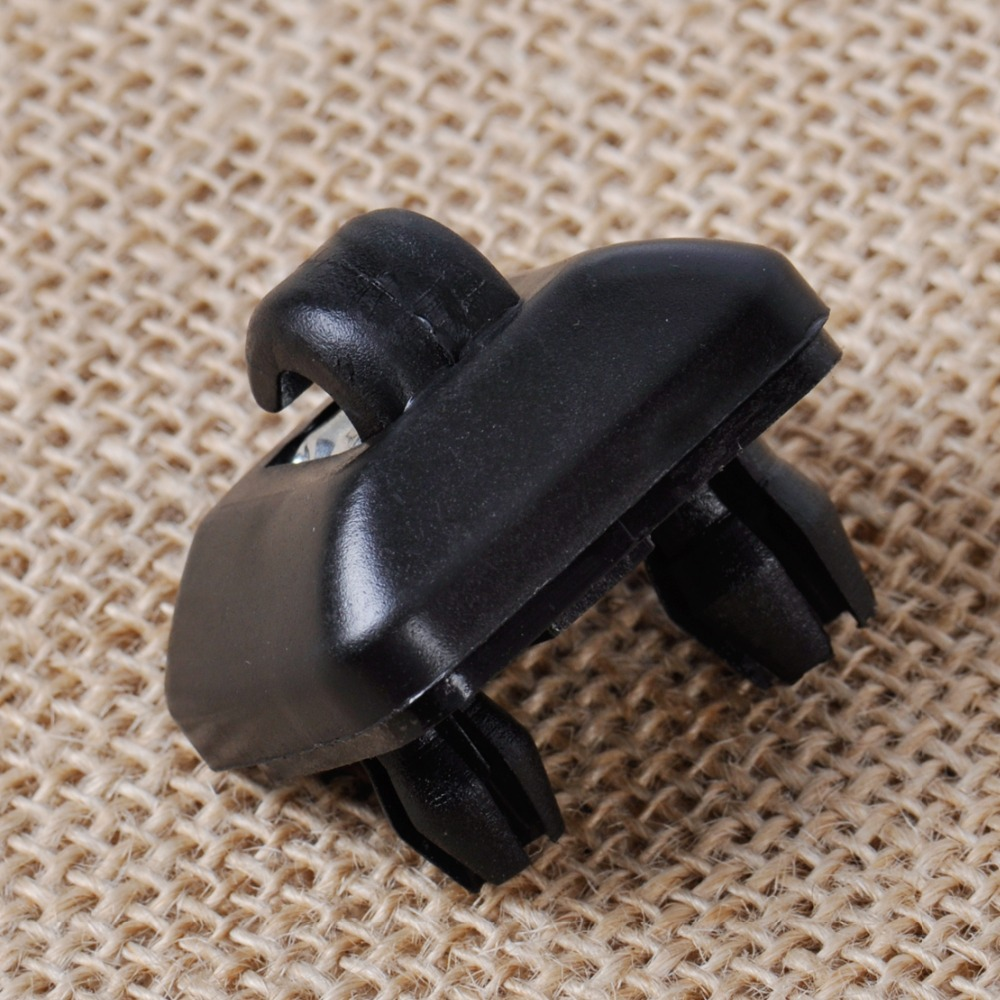 Online shop dwcx 8u0857562 plastic black sun visor clip hook bracket hanger 8e0857562 for audi a1 a3 a4 a5 q3 q5 2013 2014 2015 tracking aliexpress