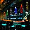 ZYY Modern Crystal Wine Bottle Pendant Light BAR Lamp 3W LED Energy Saving Light Source Colorful