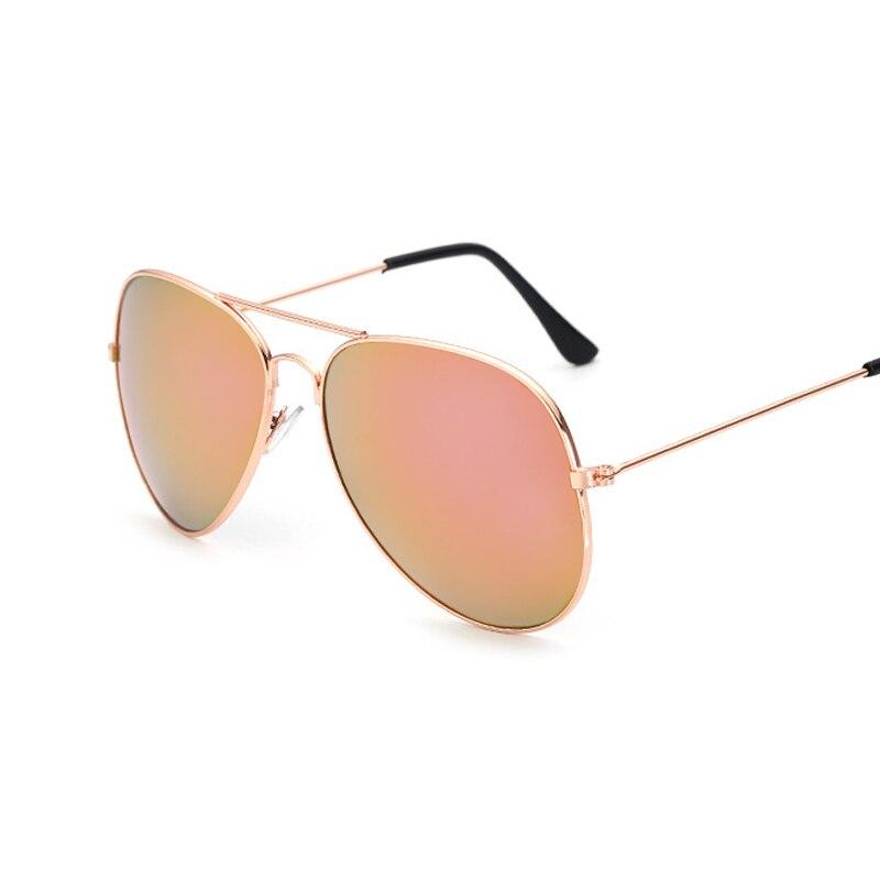 Marca de diseño aviador Gafas de sol mujer marca diseñador espejo vintage  retro Sol Gafas para las mujeres señora femenina Sol vidrio 2016 ca1b0bb51e