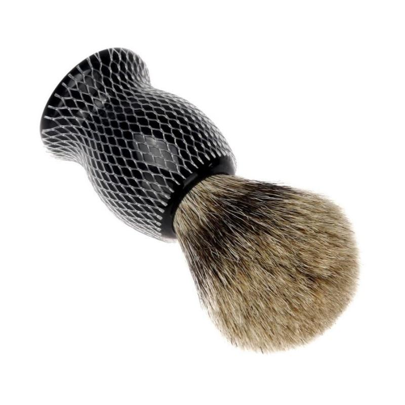 Sexy Shaving Brush Man Shaving Makeup Brushes Pure Badger Hair Shaving Brush Resin Mango Best Shaving Hairdresser New Style 2017