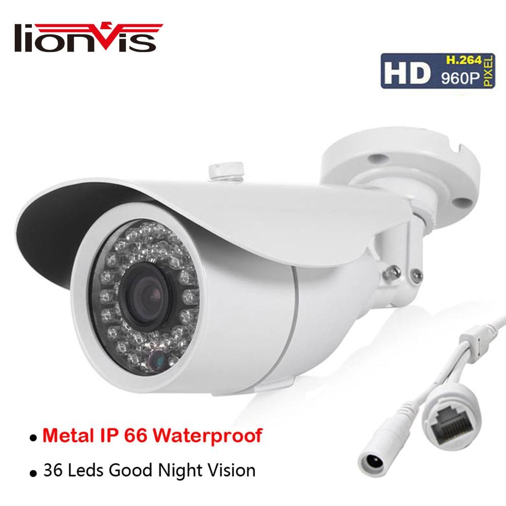 bilder für Ip-kamera HD 960 P 1,3 MP 1280X960 ONVIF 1/3 ''CCTV Überwachungskamera 36 Infrarot-led Tag/Nachtsicht Outdoor Netzwerkkamera