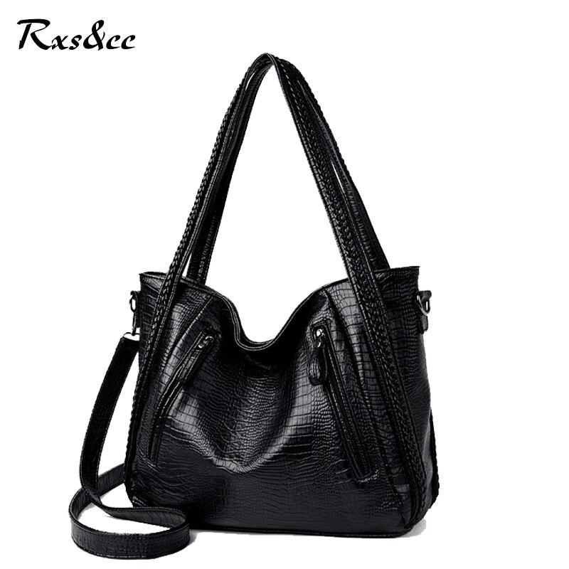6fa2a0e1a0 Rxs   cc Nové dámské kabelky Módní tašky na rameno Fashion Messenger ...
