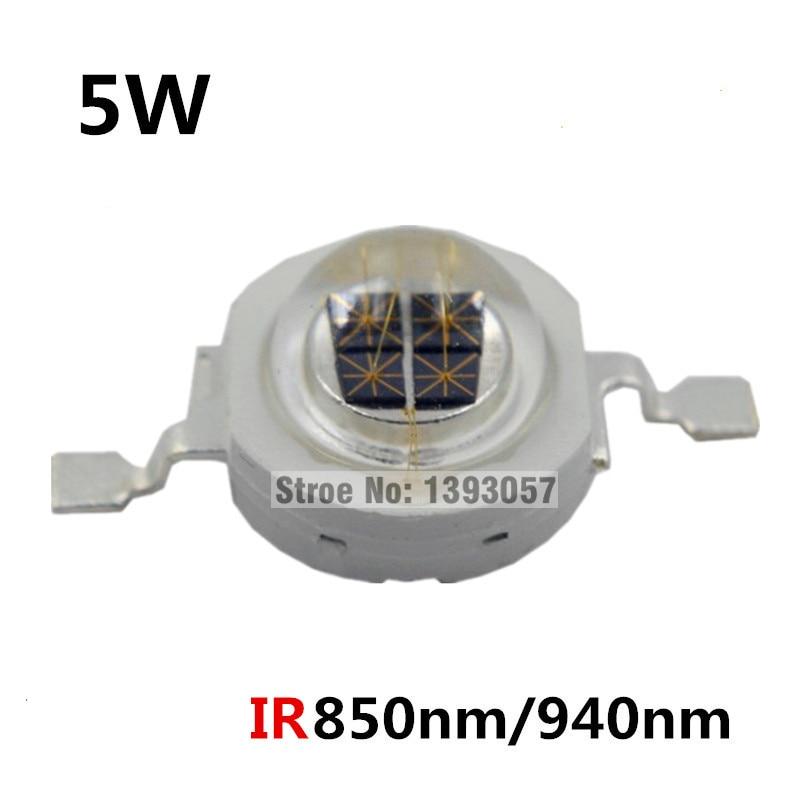 10PCS NEW 3W Led Chip High Power LED Beads 200LM warm white