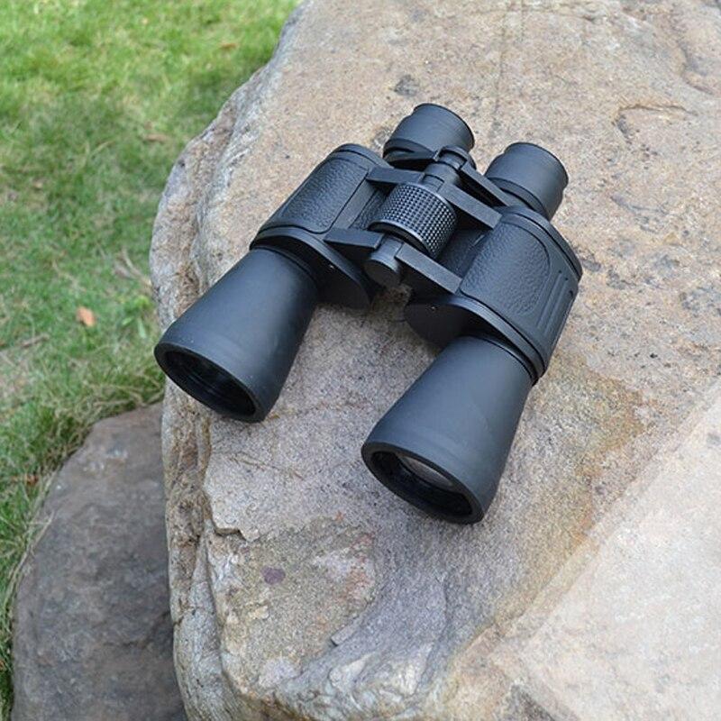 10x50 binóculos poderosos para observação de aves