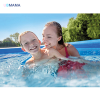 2018 Top ring Inflatable Support Thickening super solid adult paddling pool saucer family children garden paddling pool