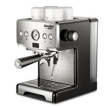 15 バールの圧力半自動イタリアエスプレッソマシン CRM 3605 Commericial コーヒーメーカー 220 V 1.7L 水タンクコーヒーマシン