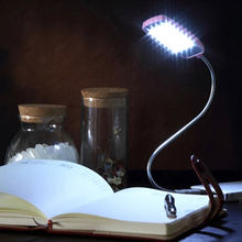 Lampa USB LED Light elastyczne lampki do czytania przenośna lampa kempingowa Laptop Notebook komputer stancjonarny zasilanie mobilne lampa LED z USB