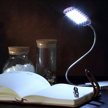 USB Lamp LED Light Flexible Reading Book Lights Portable Camping Light Laptop Notebook PC Computer Mobile Power USB LED Lamp LED Bar-Lights