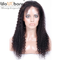 Silk Base Full Lace Human Hair Wigs Straight Lace Wig Brazilian Natural Color Remy Hair With Baby Hair For Woman