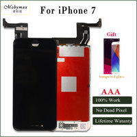 Mobymax New All Test Work Perfect LCD Display For IPhone 4s 7 7p Touch Screen Digitizer