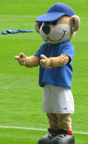 Fast custom football sport bear newcastle cartton Mascot costumes Suit Fancy Dress Carnival Outfit Adult Size Full Body Props