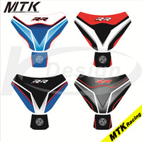 MTKRACING Free Shipping Motorcycle Fits For BMW ALL S1000RR S1000 RR Accessories 3D Real Tank Pad