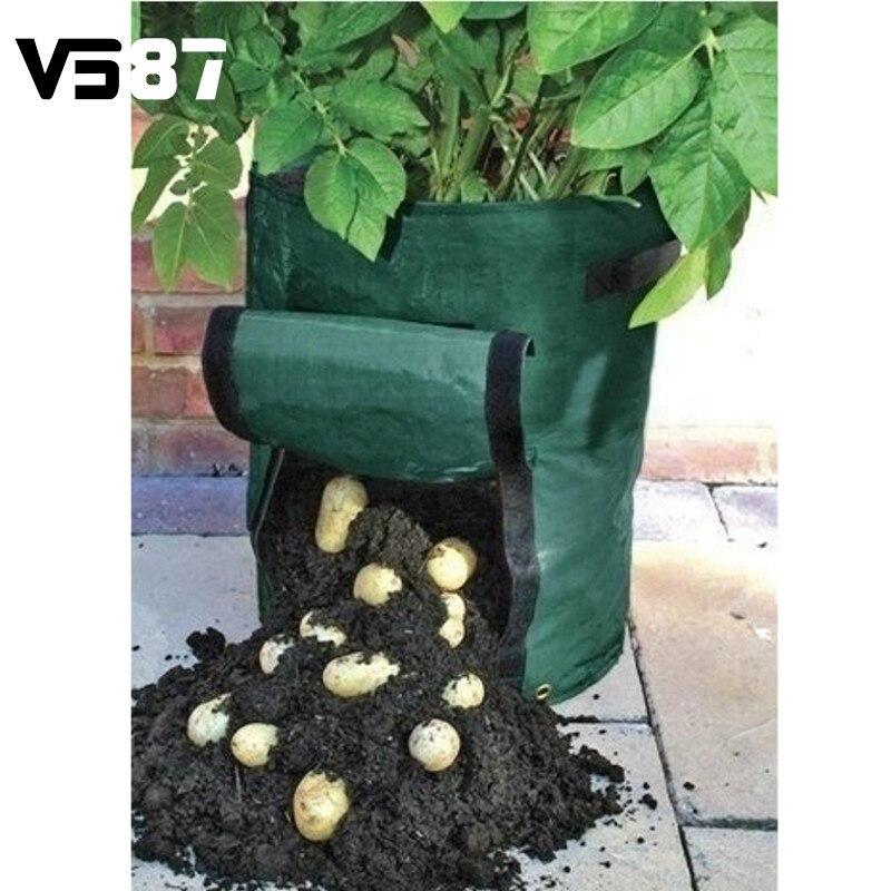 Uprawa Ziemniaków Sadzenie Pe Torby Warzyw Sadzenia Torby