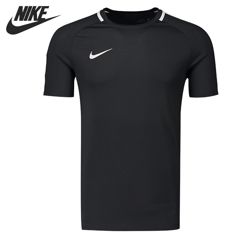 Original New Arrival NIKE DRY ACDMY TOP Men s T shirts short sleeve Sportswear
