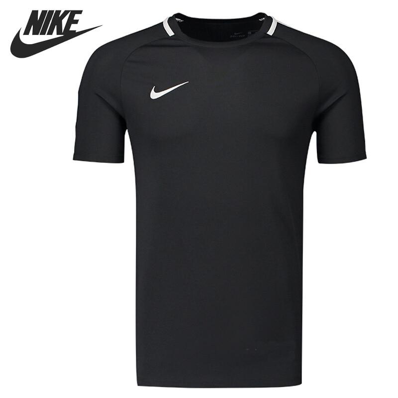 Original New Arrival NIKE DRY ACDMY TOP Men s T shirts short sleeve Sportswear