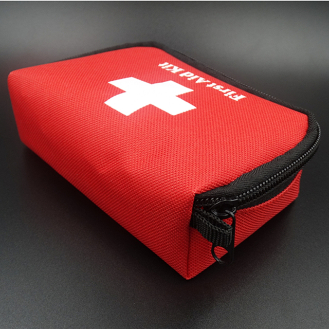 Mini First Aid Medical Kit