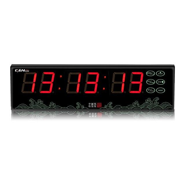 94b0d5f8fdd  GANXIN  alimentado por bateria levou temporizador de contagem regressiva  relógio de mesa relógio de