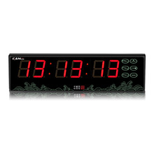 Buy battery powered digital wall clock and get free shipping on