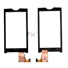 2PCS/LOT Original New Touch Screen Glass Panel Digitizer For Sony Ericsson Xperia X10 X10i High Quality Touch Digitizer