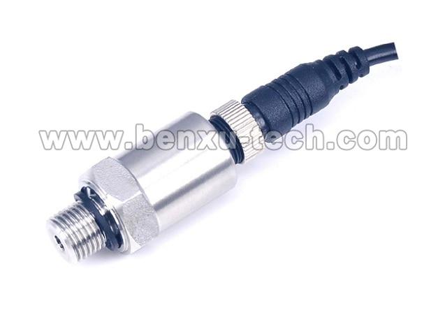 IP68 Pressure Transmitter Transducer Sensor for Non Corrosive Medium Pressure Transmitters     -