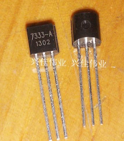 20PCS HT7333-A 7333-A HT7333 HT7333A-1 TO92 Low Power Consumption LDO