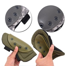 Military Tactical Protection Equipment Knee Pads Elbow Pads Airsoft Paintball Fighter Skate Hunting