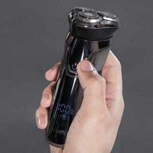 Image 4 - SOOCAS SO WHITE ES3 rasoir électrique pour rasoir Rechargeable 3D Smart rasoir électrique lavable tondeuse à barbe machine à raser