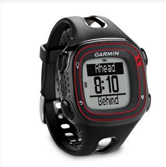 GPS работает часы Forerunner 10 5ATM мужчины и женщины профессия открытый спортивные gps-часы работает Forerunner10 обучение часы garmin