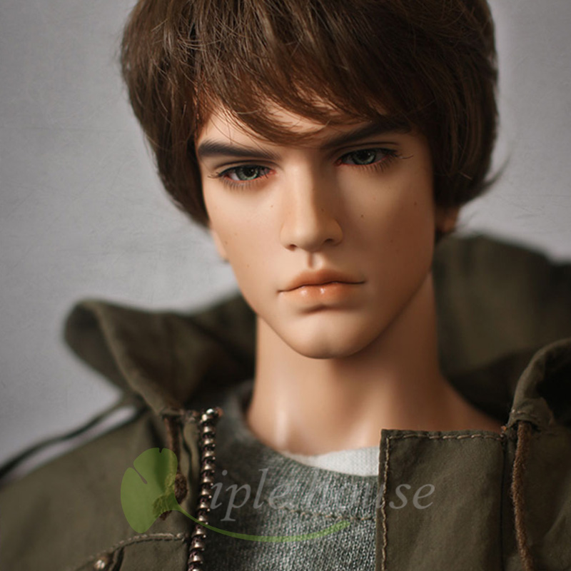 New Arrival Iplehouse IP Fid Rex bjd sd doll 1/4 body model reborn boys High Quality resin toys free eyes makeup shop soom