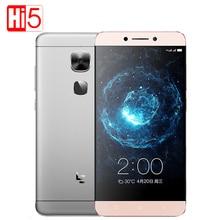 Оригинал Letv Le Макс 2X820 Android М Snapdragon 820 Quad Core 5.7 «2560×1440 4 Г/32 Г 21MP Отпечатков Пальцев FDD 4 Г Сотовый Телефон