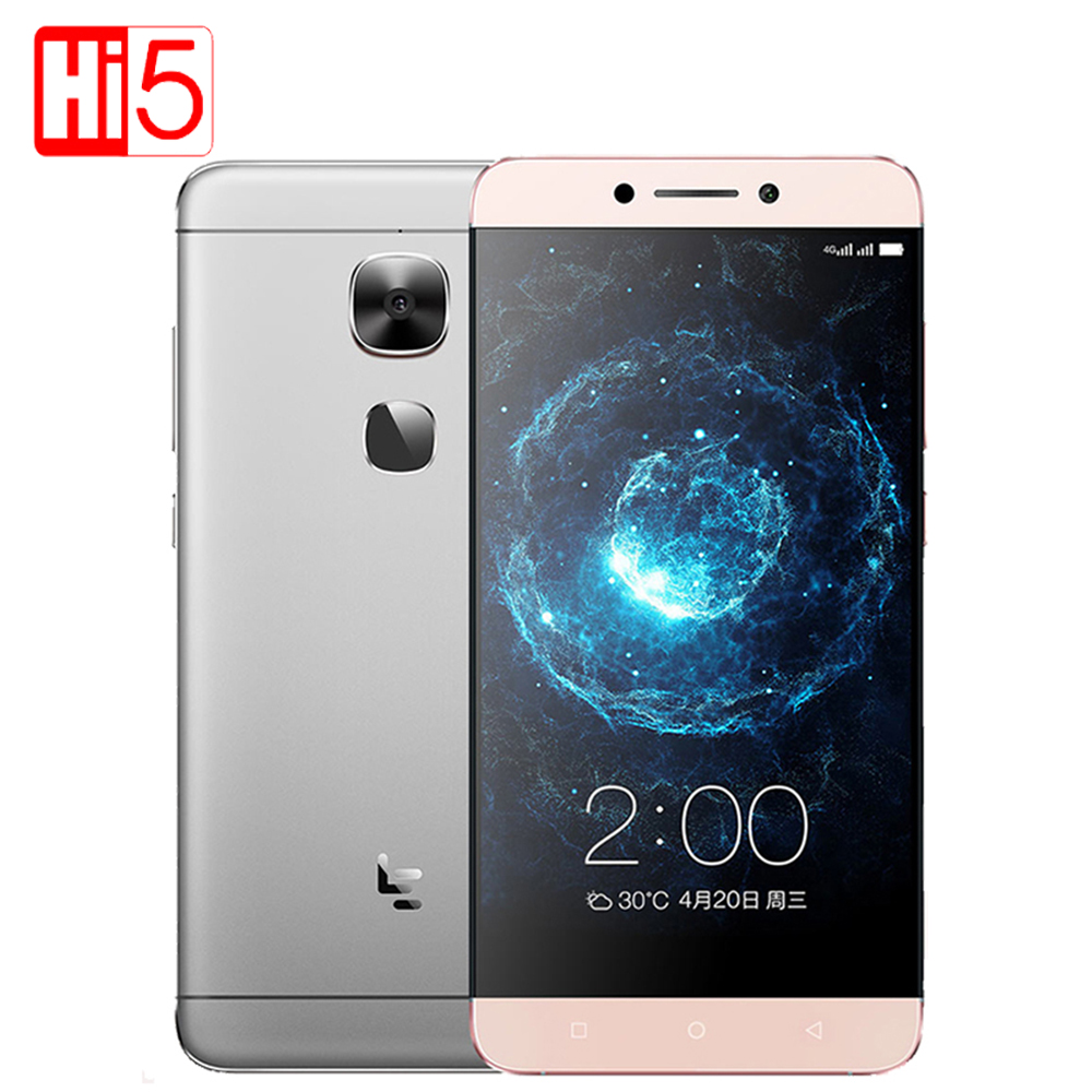 "Original Letv Le Max 2 X820 Android M Snapdragon 820 Quad Core 5.7"" 2560x1440 4G /32G 21MP Fingerprint FDD 4G Cell Phone"