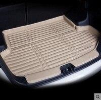 Rear Trunk Cargo Boot Liner Mat Floor Tray Carpet Protector Mud Kick For Honda CRV CR V CR V 2012 2013 2014 2015 2016