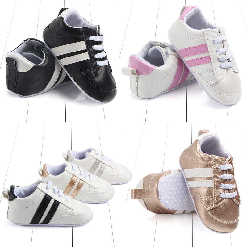 Fashion Toddler Baby Boy Girls Mocassins Baby Infant Soft Bottom Sneaker Newborn Baby Shoes For Kids  Sport Shoes