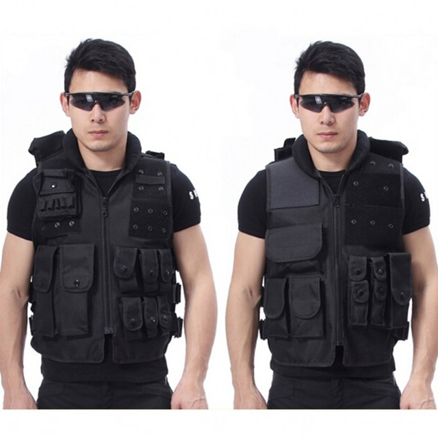 Top puncture-proof vest Army vest tactical field cs tactical vest SWAT molle vest hunting clothes military clothing
