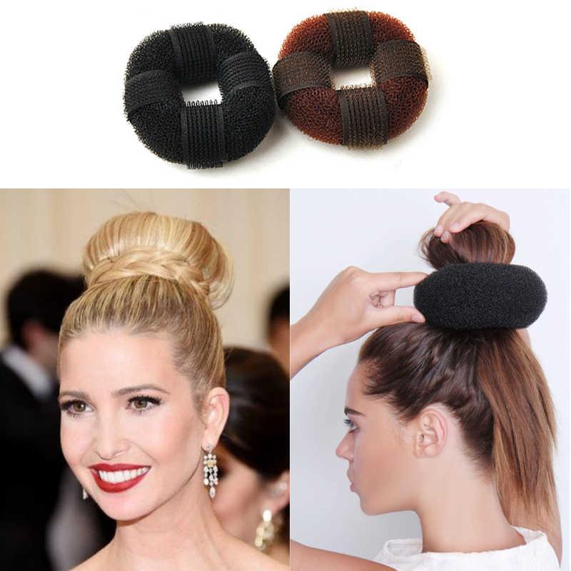 Detail Feedback Questions About Hair Accessories Hair Bun Maker