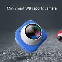 2017 новая 720 p 120 широкоугольная миниатюрная камера Поддержка wifi приложение TF карта для мониторинга транспортного средства