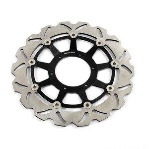 Image 3 - BIKINGBOY Front Rear Full Set Brake Disks Discs Rotors Brake Pads Wave Set for Honda CBR 1000 RR CBR1000RR 2006 2007 06 07