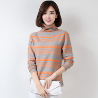Winter Women S New Cashmere Sweater Turtleneck Pullover Short Sleeve Head Female Shirt Color One Generation