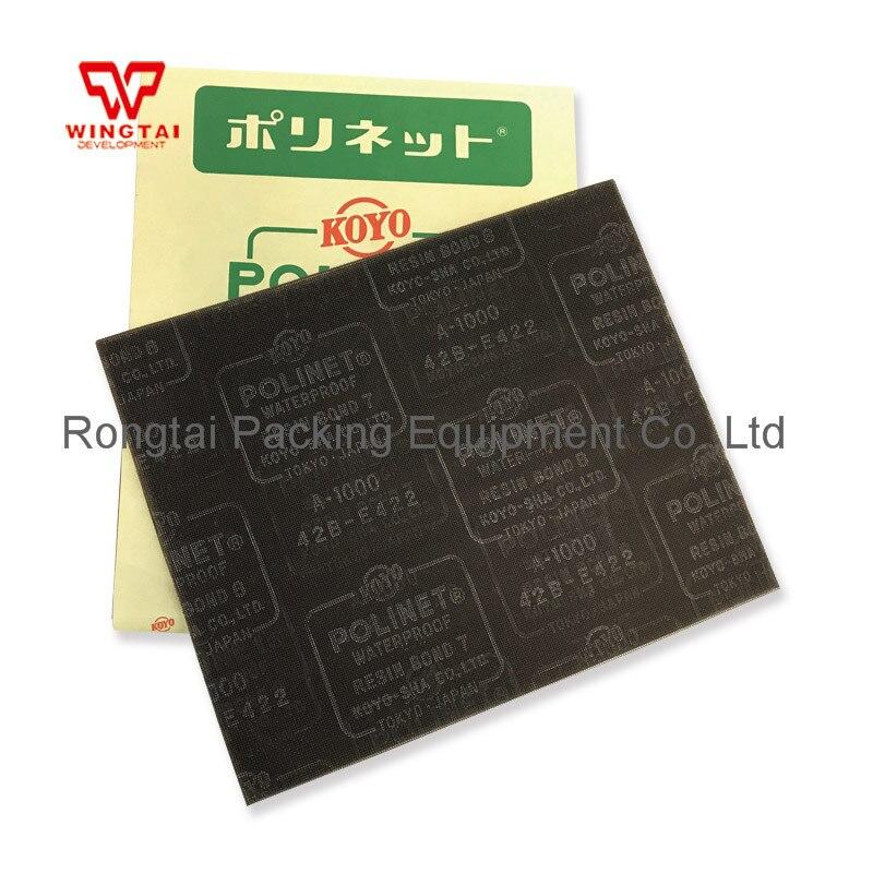10 vnt. / Partija 100% originalūs šlifavimo įrankiai Japonijoje - Abrazyvai - Nuotrauka 2