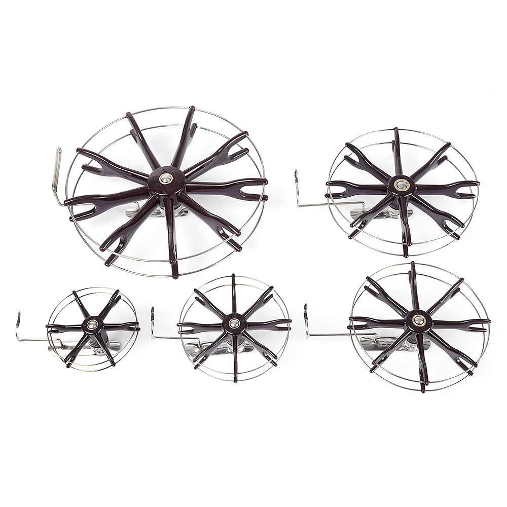 Stainless Steel Wire Cage Hand Gear Eight Trigram Fishing