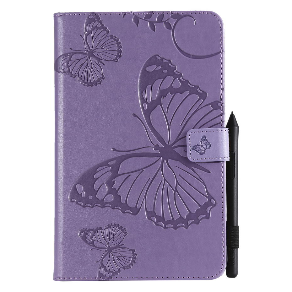 3D Butterfly Flip Case For Samsung Galaxy Tab A 8.0 T387 T387V 2018 8.0