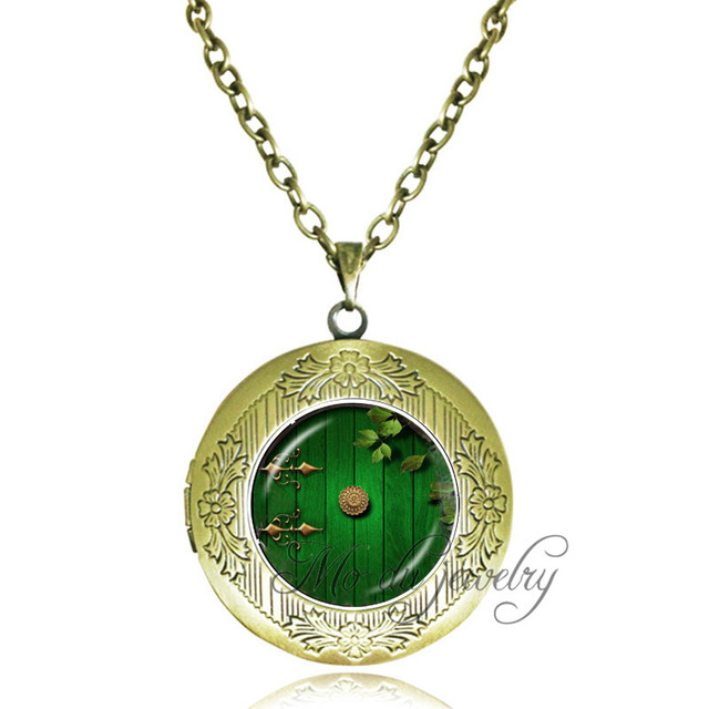 Drop Shipping Lord of the Ring Locket Pendant Shire Door Glass Jewelry Bilbo Baggins Door Pendant  sc 1 st  AliExpress.com & Drop Shipping Lord of the Ring Locket Pendant Shire Door Glass ...
