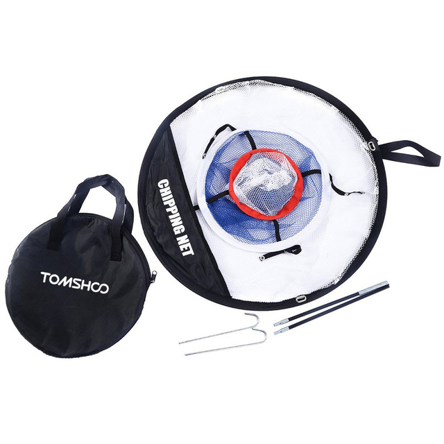 TOMSHOO Portable Golf Chipping Net