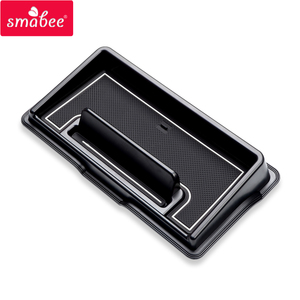 Image 4 - Car Dashboard storage box for Suzuki Jimny 2019 2020 Interior Accessories Multifunction Non slip Phone Stand Console Tidying