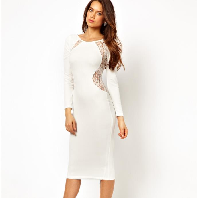 Size Winter Party Dresses
